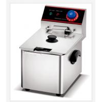 Buy cheap Electric Fryer Commercial Cooking Equipment Counter Top Electric Deep Fryer from wholesalers