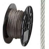 Buy cheap 7x19 AISI316 Stainless Steel Wire Rope Long Service Life For Green Wall from wholesalers