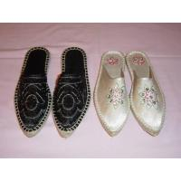 Buy cheap embroider slippers from wholesalers
