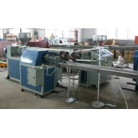 Buy cheap Plastic Soft Pipe Extrusion Line , PVC Steel Wire Reinforced Pipe Extrusion from wholesalers