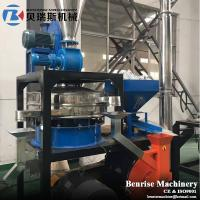 Buy cheap water cooling bear pulverizer machine for PVC/wood/materials with dust connect system/high speed PVC recycling machine from wholesalers