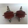 Buy cheap Power Distribution 3kv Metal Oxide Lightning Arrester from wholesalers