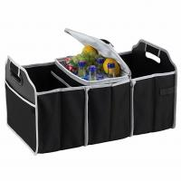 Buy cheap Stylish Car Trunk Organizer Bag / Auto Trunk Storage Containers Eco Friendly from wholesalers