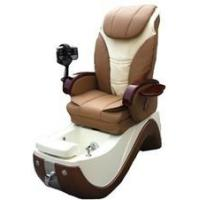 Buy cheap Multi-Patent Human Touch Technology Pedicure SPA Chair Kzm-S135-8 with Swivel Chair from wholesalers