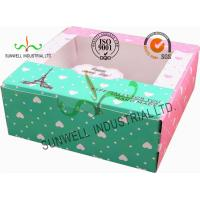 Wholesale Cardboard Christmas Gift Packaging Boxes , Candy / Chocolate Packaging Boxes from china suppliers