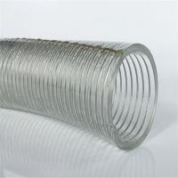Buy cheap 8.5mm pvc 5 layers high pressure hose steel wire reinforced rubber air hose from wholesalers