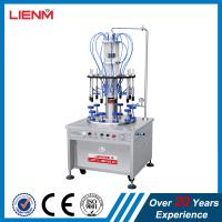 Buy cheap Rotary Fragrance Vacuum Filling Machine Filling Line Production Line Bottle Filler from wholesalers