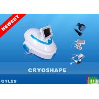 Portable Cryolipolysis Body Sculpting Machine Smart Liposlim For Female