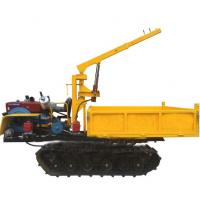 Buy cheap Manufacturer Supply Crawler Lorry-Mounted Crane, Paddy Field Truck, Farm product