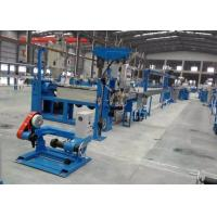 Wholesale Fast Speed Cable Extrusion Line With Pvc Wire Extruder / Charging Machine from china suppliers