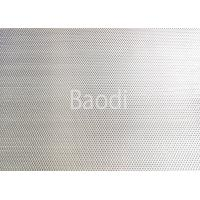 Buy cheap Decorative Architecture Punching Sheet Metal Carbon Steel With 0.8mm - 25mm Hole from wholesalers