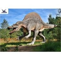 Buy cheap Park Decorative Artificial Dinosaur Garden OrnamentsLife Size Dinosaur Decoration Models product