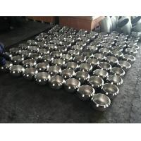 Buy cheap Sch40 / Sch80 / Sch120 Stainless Steel Forged Caps 6 Inch Customized from wholesalers