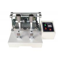 Buy cheap ISO 105 Dyed Fabric Crockmeter , Leather Color Fastness to Rubbing Tester from wholesalers