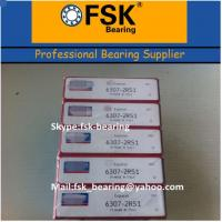 Buy cheap Single Row 6307 2RS Deep Groove Ball Bearing Motor Bearing for Agricultural from wholesalers
