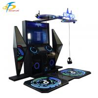 Wholesale Young People Amusement Park Simulator , Virtual Reality Simulator Games from china suppliers