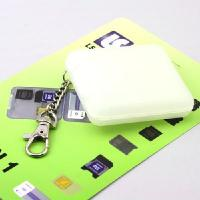 Buy cheap Memory Card Holder Case for Standard SDHC TF SD Card/Adapter & Micro SD CARD from wholesalers