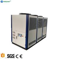 Buy cheap Mgreenbelt Series 30HP plant cooling system air-cooled water chiller with low price from wholesalers