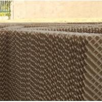 Buy cheap professional manufacturer of evaporative cooling pad/cooling pad wall and frame/evaporative air cooler from wholesalers
