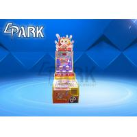 Buy cheap Arcade Basketball Style Pitching Ball Game Machine With High Gloss Painting from wholesalers