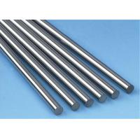 Buy cheap AISI 316  Stainless Steel Round Bar Rod , 12mm Stainless Steel Rod Plain End from wholesalers
