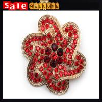 Buy cheap Wedding Broach Hijab Pin Up Broches Brooch,Jewelry Brooch Bouquet Flower Pin Wholesale from wholesalers