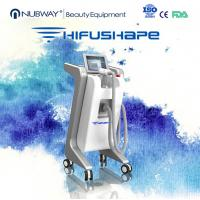 China 2015 new design HIFUSHAPE slimming beauty device high intensity focused ultrasound hifu on sale