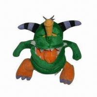 Buy cheap Super Cute Plush Toy Monster, Good for Children's Playing from wholesalers