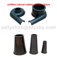 Buy cheap Unfilled Rubber Cyclone Liners from wholesalers