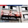 Buy cheap 100m 500kg Suspended Working Platform Gondola Cradle Swing Stage from wholesalers
