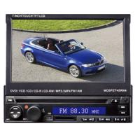 Buy cheap ONE DIN HD 7 inch CAR DVD MEDIA PLAYER from wholesalers