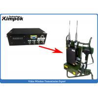 Buy cheap Multi Function Backpack COFDM Wireless Transmitter 720P Video & Two-way Communication from wholesalers