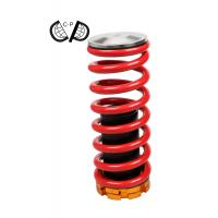 Buy cheap Adjustable Lowering Springs Coil Spring Lowering Clamps High Strength Cold Wound from wholesalers