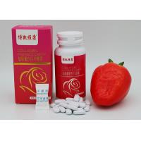 Quality Grape Pip Extract Pure Collagen Tablets , Vitamin C Pills For Improving Sleep Quality for sale