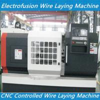 Buy cheap CNC Wiring Terminal Machine for electrofusion wire laying machine binding post from wholesalers
