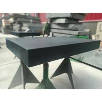 Buy cheap Black Granite Inspection Plate No Rust Smoother Action  1000 X  2000 MM from wholesalers