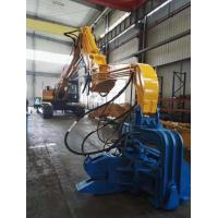Buy cheap High Performance Hydraulic Pile Driving Machine 2800rpm Vibration Frequency from wholesalers
