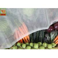 Buy cheap Vegetable Greenhouse Insect Net Agricultural Netting HDPE Materials White Color from wholesalers