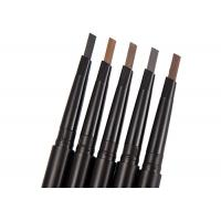 Free Cut Eyebrow Pencil Predrawing Eyebrows Cosmetic Pencil With 5 Colors Manufactures