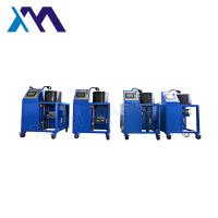 Buy cheap High Acurracy Hydraulic Hose Crimping Machine To Repair Air Suspension Air Spring With Screen Fitting from wholesalers
