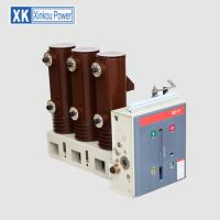 Buy cheap 12KV Vacuum Type Circuit Breaker / High Voltage Indoor Vcb Long Service product