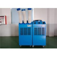 Buy cheap Spot Coolers Portable Air Conditioners 22000BTU Free Installation With Movable Wheels from wholesalers