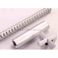 Buy cheap Self Drilling Hollow Bar Threaded Rod Self Centering Drill Bit Coupling Plate Nut from wholesalers