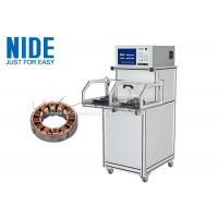 Buy cheap BLDC electric motor testing equipment electronic stator testing machine for air conditioner motor from wholesalers