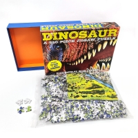 Buy cheap Offset 500 Pieces CCNB Cardboard Printing Puzzle FAMA from wholesalers