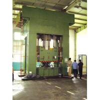 Buy cheap 1600T Hydraulic Hot Extrusion Press , Shaft Parts Impact Extrusion Press Machine from wholesalers