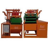 Buy cheap HDD Drilling Mud Recycling Unit , Mud Process System from wholesalers