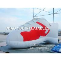 Advertising Giant Inflatable Shoes Customized Inflatable Replica Shoes Model Manufactures