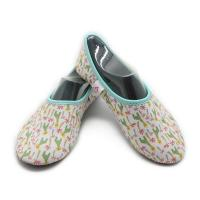 Buy cheap Washable Hotel Room Slippers Comfortable Neoprene Slip On Shoes EVA Sole from wholesalers
