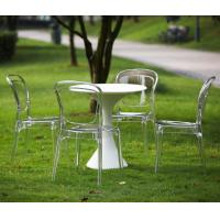 Buy cheap Hot sales Stackable Crystal Acrylic Wedding Event  Dining Restaurant Chair from wholesalers